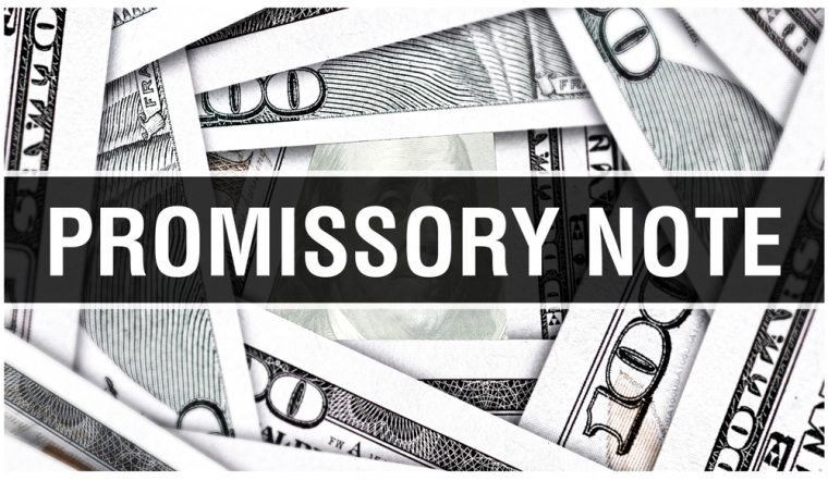 Promissory note sourcing